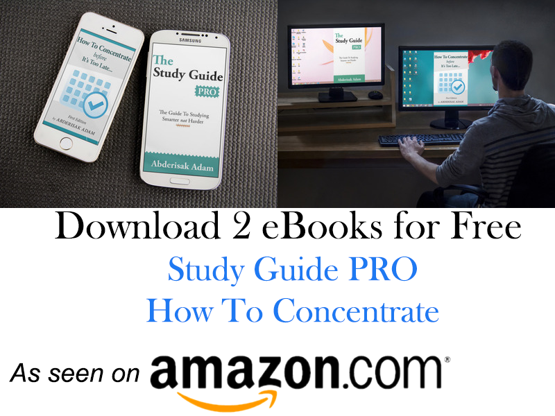 Download Study Guide PRO & How To Concentrate